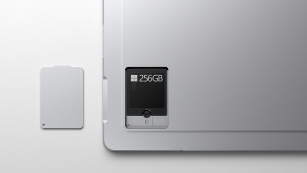 Surface Pro 7 Plus. (Foto: Microsoft)