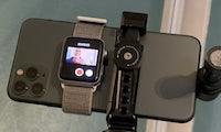 Lifehack: Apple Watch für Selfies und Vlogs nutzen