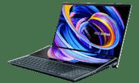 Doppeldisplay: Asus kündigt neues Notebook-Topmodell Zenbook Pro Duo 15 OLED an