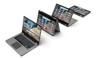 Spin 514: Acer bringt Chromebook-Convertible mit Ryzen 3000C und Radeon-Grafik