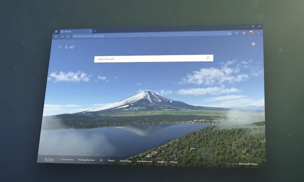 Großes Update für Microsoft Edge bringt mehr Design, Performance und Sicherheit