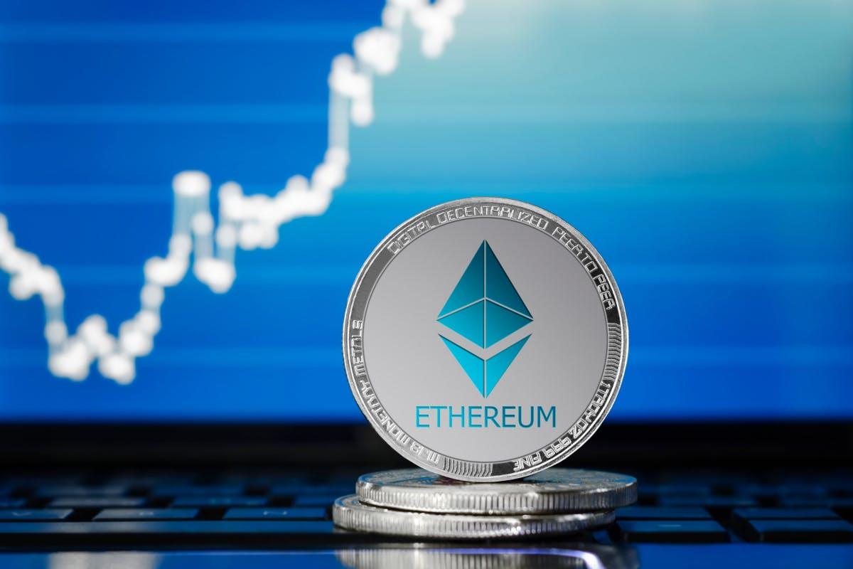 Ethereum mit neuem Rekordhoch: Kurs der Kryptowährung kratzt an 1.500 Dollar