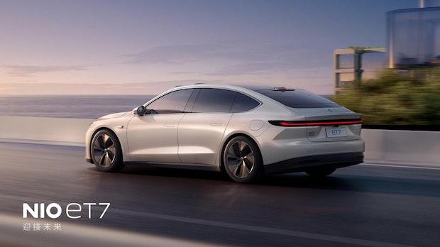 Elektroauto-Startup Nio: Chinesischer Tesla-Herausforderer startet in Europa durch