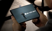 """Rollable"": LG zeigt Smartphone mit aufrollbarem Display"