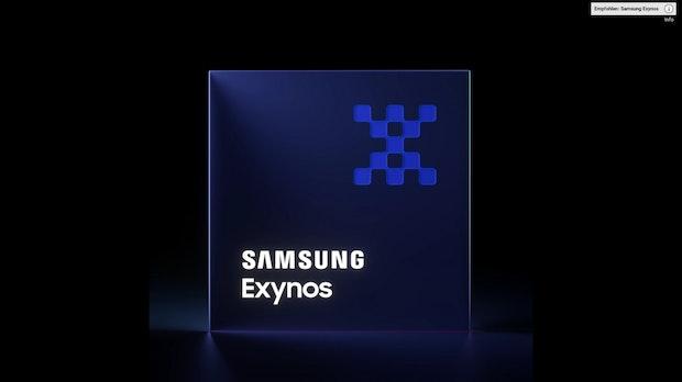 Fürs Galaxy S21: Samsung kündigt Exynos-2100-Prozessor an