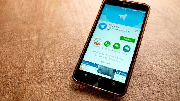 Clubhouse: Audio-Social-Media-App überholt Telegram