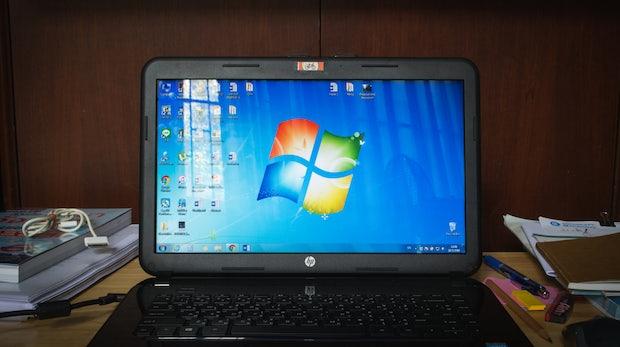 Die Zeitbombe Windows 7 tickt noch immer