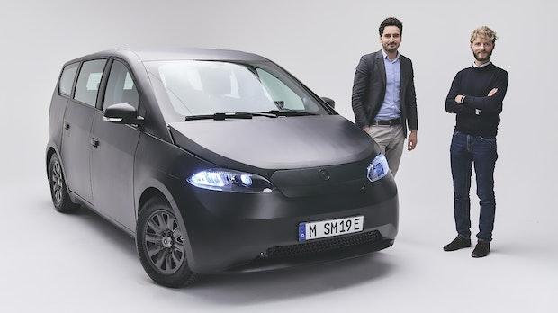 Sono Motors: Münchener Solarauto-Startup soll US-Börsengang planen