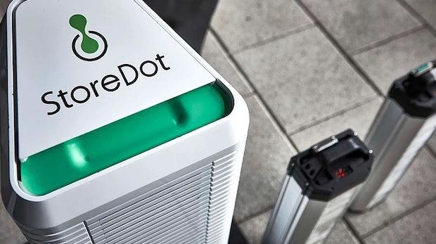 Meilenstein erreicht: Storedot präsentiert E-Auto-Akku, der in 5 Minuten lädt