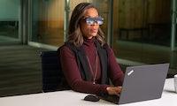 Lenovo Thinkreality A3: Begrenzt intelligente Datenbrille auf Snapdragon-Plattform vorgestellt