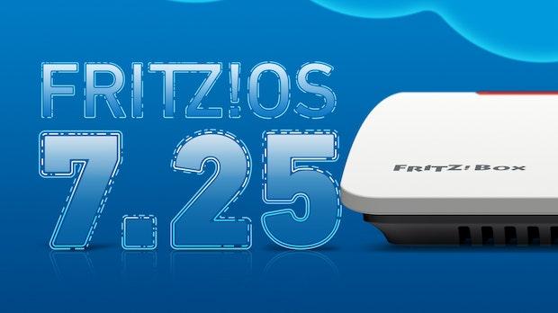 AVM porta FritzOS 7.25 all'inizio, che cambia per Fritzboxes