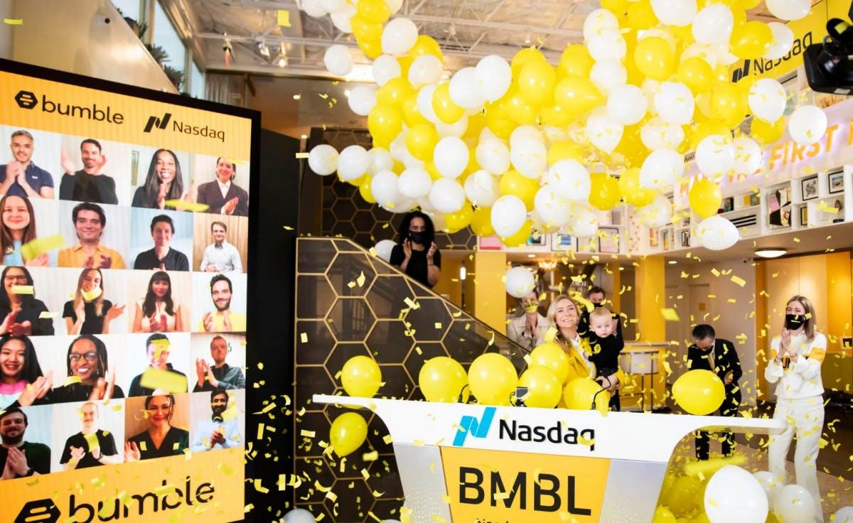 Dating-App Bumble: Börsengang macht Gründerin zur jüngsten Selfmade-Milliardärin - t3n – digital pioneers