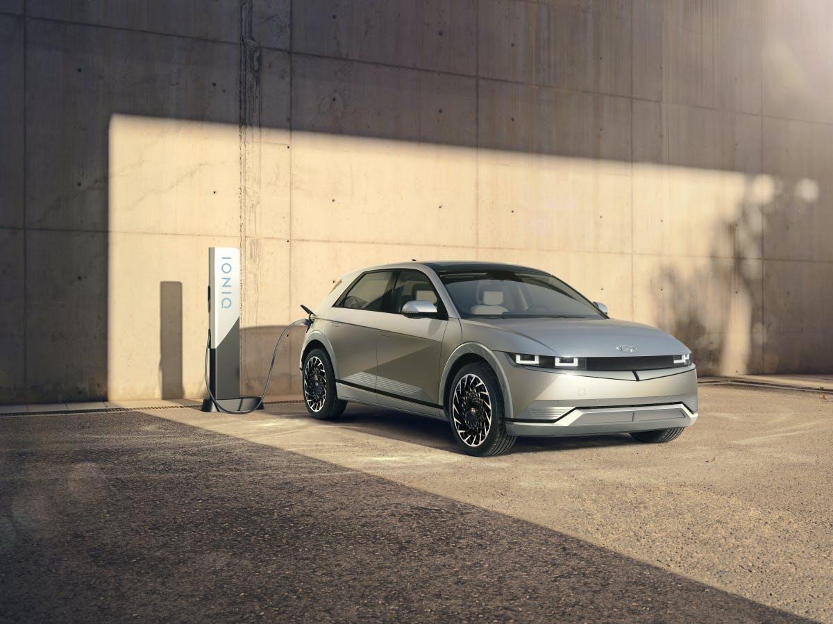 Hyundai Ioniq 5 schlägt Tesla Model 3 beim Schnellladen