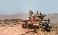 So klingt der Mars: Nasa veröffentlicht Video von Rover Perseverance