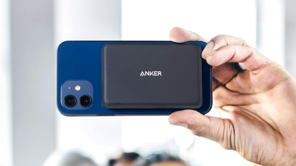 Hump for the iPhone 12: Anker announces before Apple Magsafe battery pack