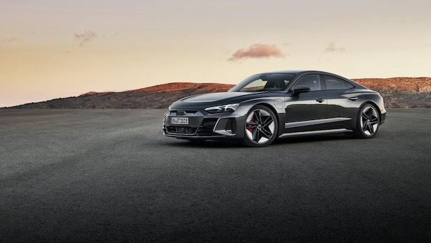 Audi E-Tron GT. (Foto: Audi)