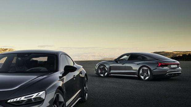Audi E-Tron GT: Vollelektrisches, viertüriges Coupé mit einer Prise Porsche