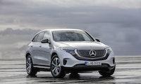 Mercedes EQC wird günstiger: Daimler macht sein E-SUV förderfähig
