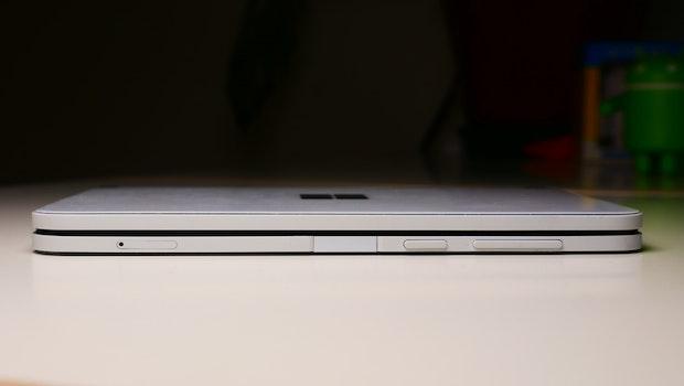 Microsoft Surface Duo. (Foto: t3n)