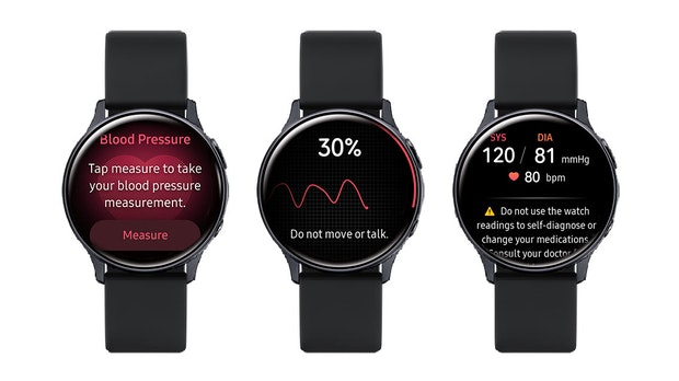 EKG-Messung auf Samsung Galaxy Watch 3 und Active 2 ab sofort verfügbar