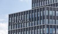 Daimler erwägt früheren Ausstieg aus der Verbrenner-Produktion