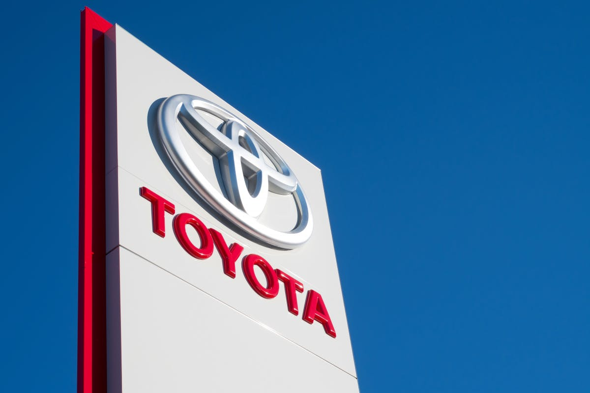 Toyota announces development of fuel cell modules