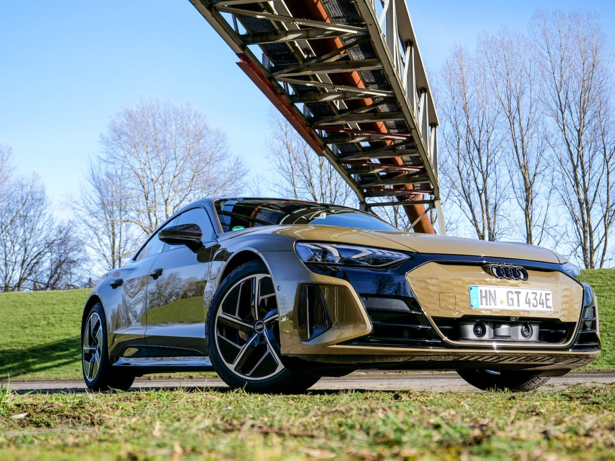 Test drive: Audi's E-Tron GT is what many have missed
