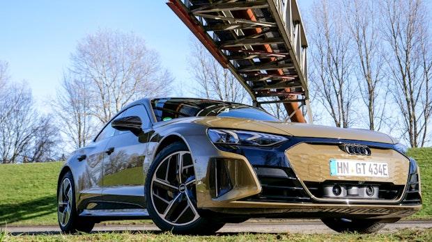 Probefahrt: Audis E-Tron GT ist das, was viele vermisst haben
