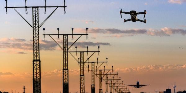 USA testen Drohnenabwehr an Flughäfen