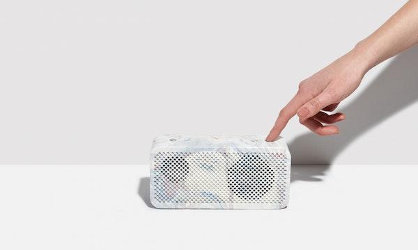 Diese Bluetooth-Lautsprecher werden von alten E-Bike-Akkus angetrieben