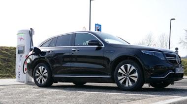 Mercedes-Benz EQC im Test: Das fast perfekte Premium-Elektroauto