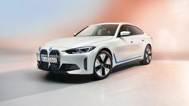 BMW i4: So sieht er aus, das könnte drinstecken