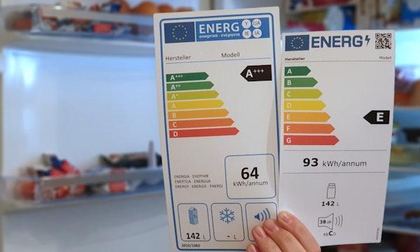 Neue Energielabels bei Elektrogeräten: Das musst du jetzt dazu wissen