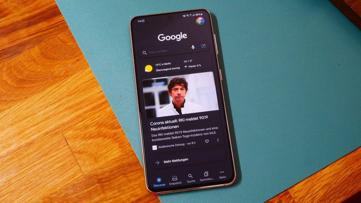 This is how you turn Google Discover into your personal news feed