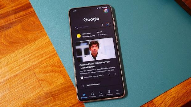 So macht ihr aus Google Discover euren persönlichen Newsfeed