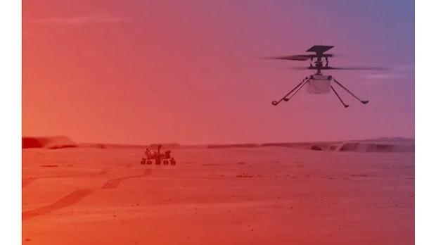 Mission Mars: Warum alle zum Roten Planeten wollen