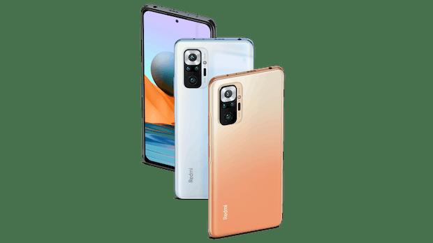 Xiaomi Redmi Note 10 Pro: 120 Hertz und 108 Megapixel für die Mittelklasse