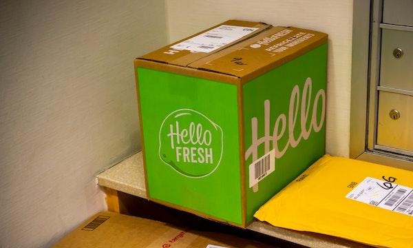 Hellofresh mit mehr Umsatz und Sprung in Gewinnzone