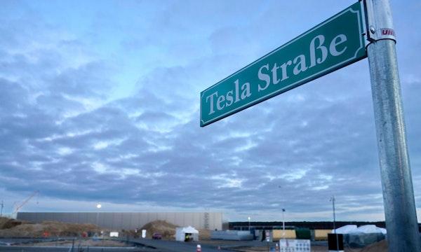 Teslas Gigafactory bei Berlin vermutlich frühestens im Herbst fertig