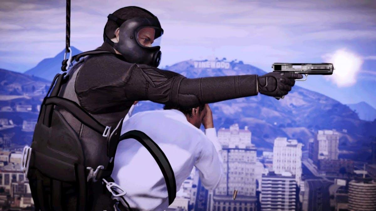 GTA 5 ohne Gewalt? So viele Morde müsst ihr trotzdem begehen