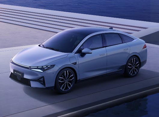 Xpeng: The new P5 sedan could also drive autonomously in the city
