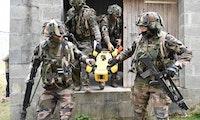 Roboterhund Spot geht im Militäreinsatz der Strom aus