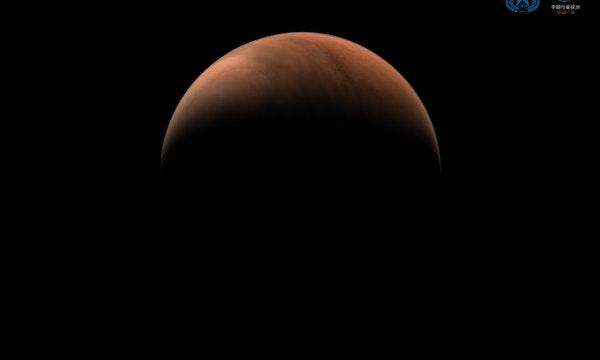Wassereis unter Marsoberfläche? Forscher entdecken seltsame Gletscherformation