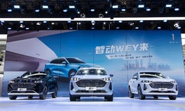 Smart Car Technologie: WEY mischt den europäischen Automarkt auf