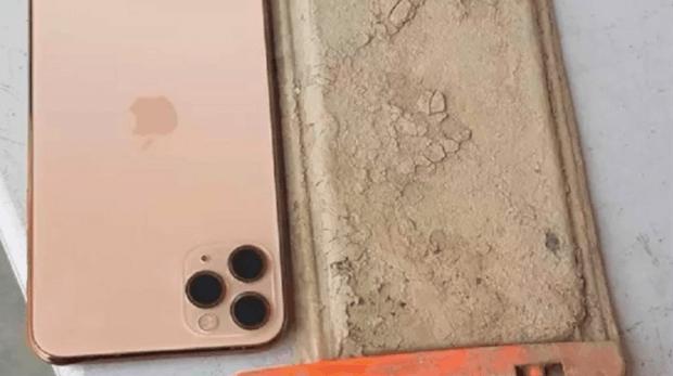 Wieder aufgetaucht: iPhone übersteht ein Jahr in einem See und funktioniert