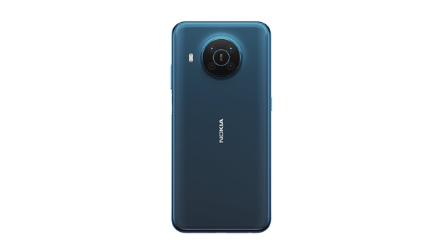 Nokia X20 in Nordic Blue. (Bild: Nokia)