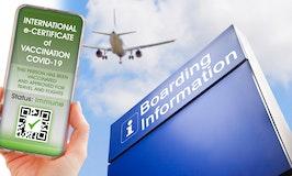 Boarding nur mit Impfung? Warum Airlines eine eigene Impfpass-App entwickeln
