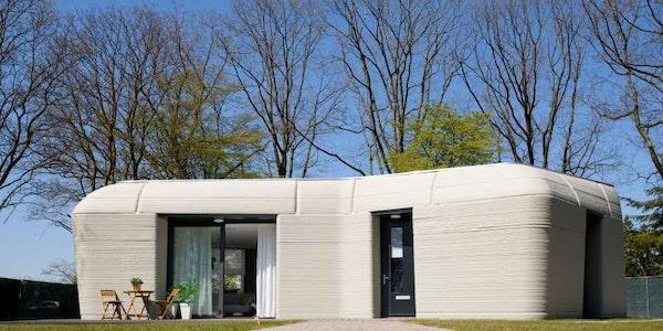 Dieses Haus aus dem 3D-Drucker ist jetzt offiziell einzugsbereit