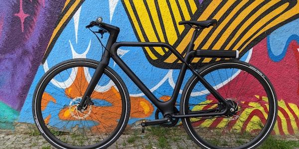 Angell E-Bike im Test: Futuristisches Pedelec – oder Smartphone auf 2 Rädern?