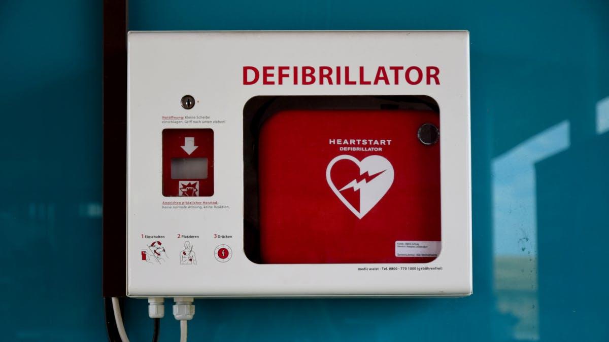 Dank dieser App retten euch in Dänemark Freiwillige bei einem Herzinfarkt